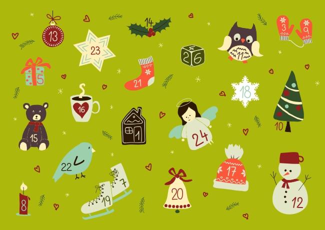 NRICH Primary Advent calendar 2018
