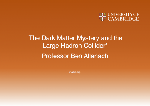 Ben Allanach title credit image