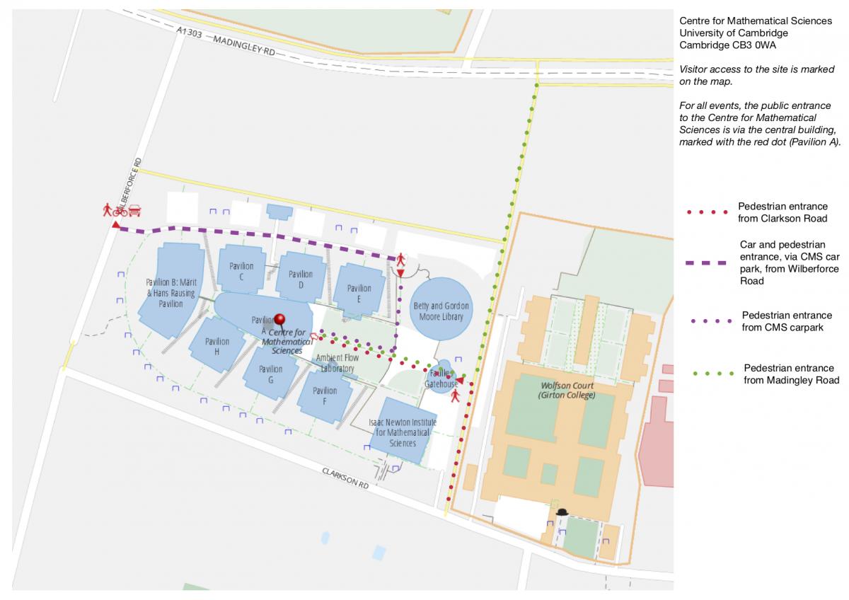 CMS site map