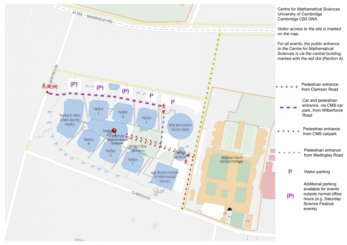 CMS site map