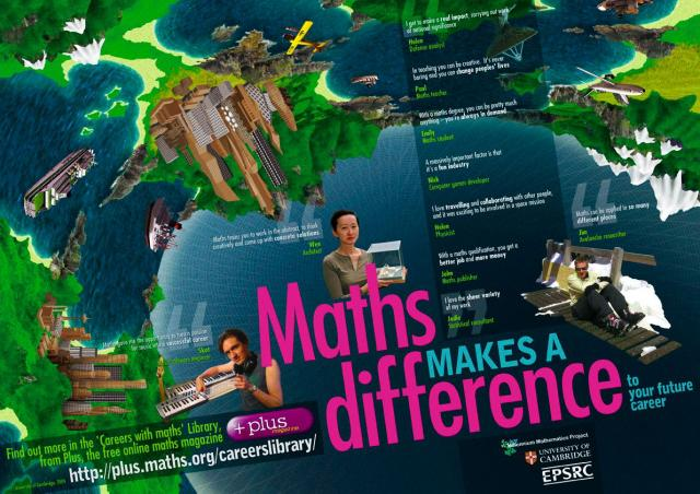 Maths Makes A Difference