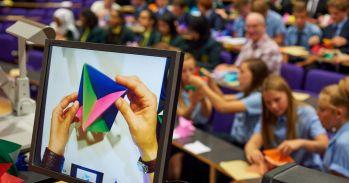 Fran Watson paper folding talk
