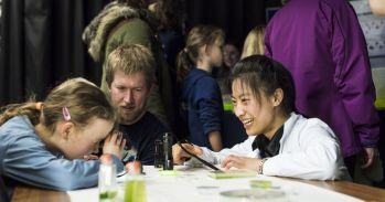 2015 Cambridge Science Festival Maths Open Day