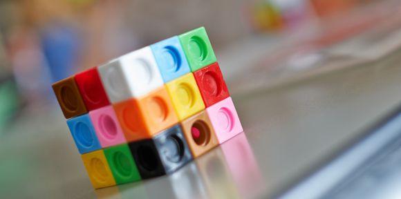 Roadshow activity - Nine colours